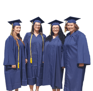 Graduates of the Irwin, PA medical assisting school, who are ready to begin their healthcare careers in the Greater Pittsburgh area